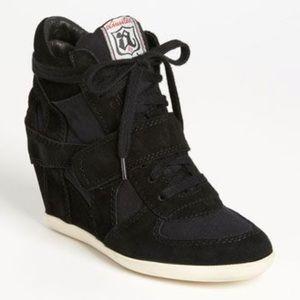 Ash Black Bowie Sneakers